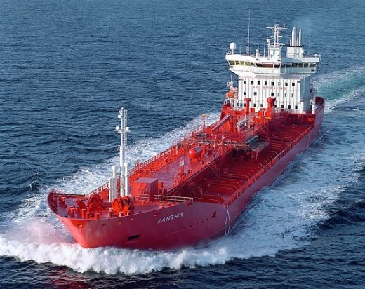 Marine Industry - Tanker