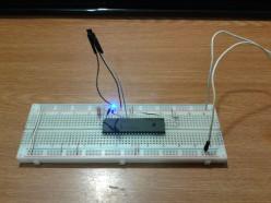 Programming a PIC16F887 And an US1881 Hall Effect Sensor