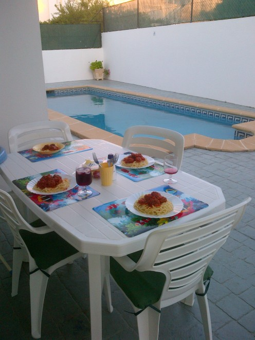 Private villas are an excellent choice for larger families or groups of friends