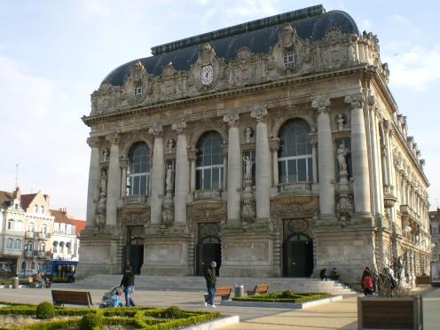 Theatre, Calais