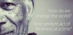 10 Random Acts of Kindness Stories to Remind You Not Everyone Sucks