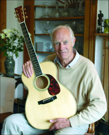 George Martin:  The man and his music.