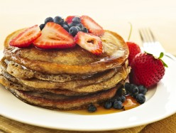 Oatmeal Whole Wheat Pancakes: A Healthy Recipe Your Kids Will Love