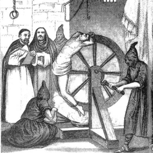 Church torture methods