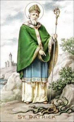 Legends and Historic Places of St. Patrick-The Patron Saint of Ireland