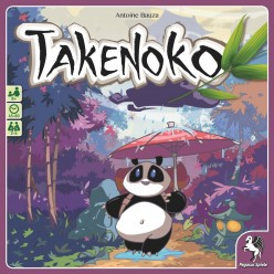 Board Game Review: Takenoko