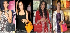 5 Blingy Bags Worn By Bollywood Beauties