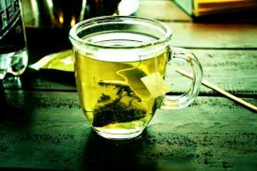 Green Tea- image attribution https://creativecommons.org/licenses/by-nd/2.0/