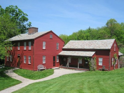 Bronson Alcott's attempt for a Simpler Life left Fruitlands as a legacy to failure