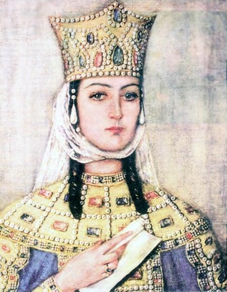 Queen Tamara