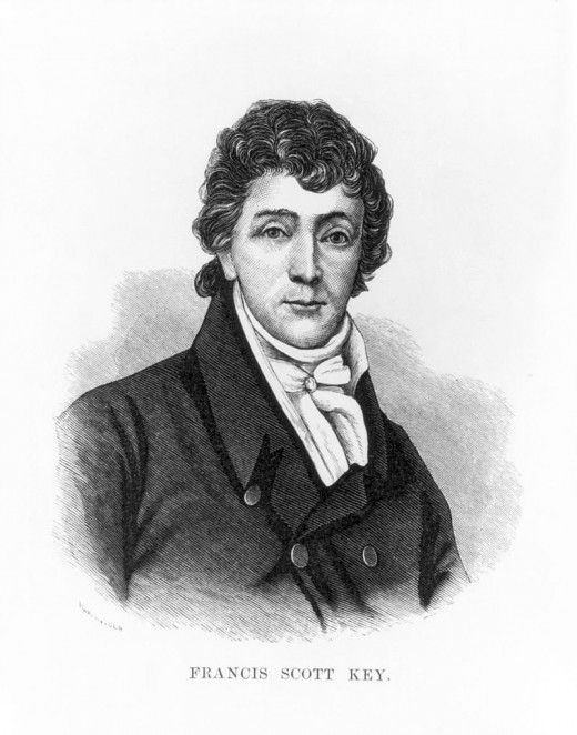 Francis Scott Key (public domain image)