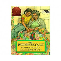 The Patchwork Quilt by Valerie Flournoy Children's Book Review