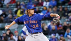 Noah Syndergaard, Rising Power Pitching Star