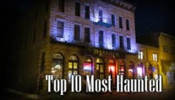 Haunted Hotels in the United States  -  Eight Spooky Ones