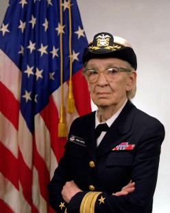 First Lady of Software: Rear Admiral Grace Hopper