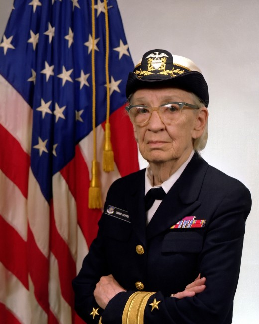 Grace Hopper, 1984