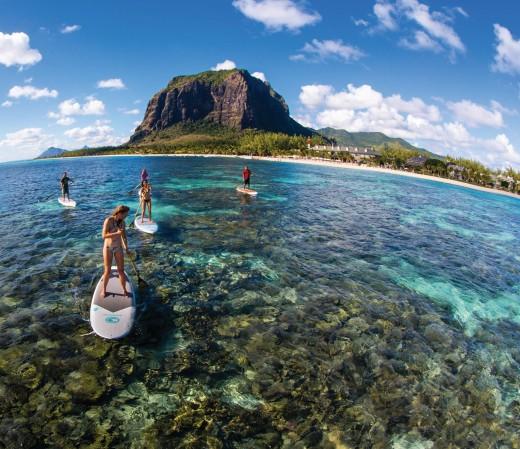 SUP Safari in Mauritius