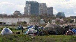 Depression Blues: Tent Cities among Us