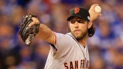 Big Game Madison Bumgarner