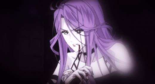 Cordelia after being attacked by her son Ayato.