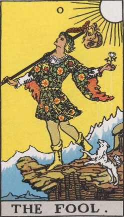Tarot101: The Fool