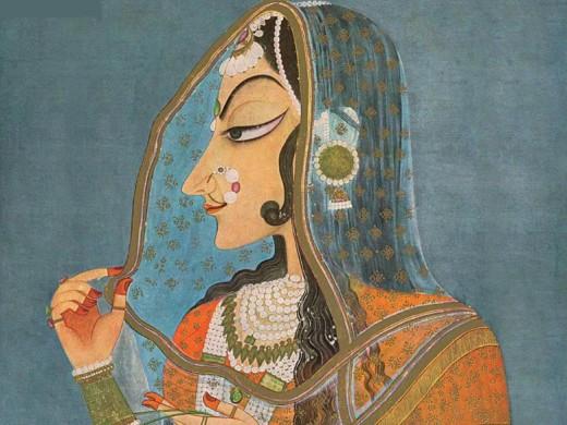 Indian Art.