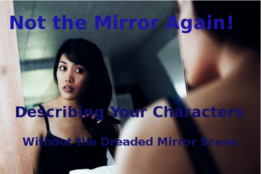 Mirror, mirror on the wall, who's the most fascinating protagonist of all?