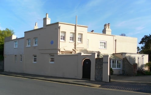 Ocklynge Manor, Mill Road, Ocklynge, Eastbourne, East Sussex, England.