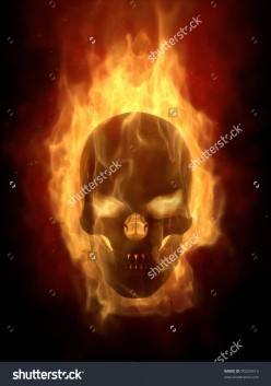 My Face is on Fire: Part Five (A Novella)