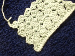 Easy Crochet For Beginners: Easy Crochet Afghan Pattern Using Brick Stitch