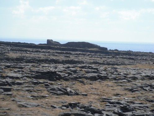 Promontory Fort, Aran Islands.