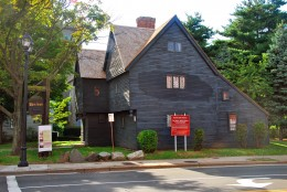 The Witch House of Salem