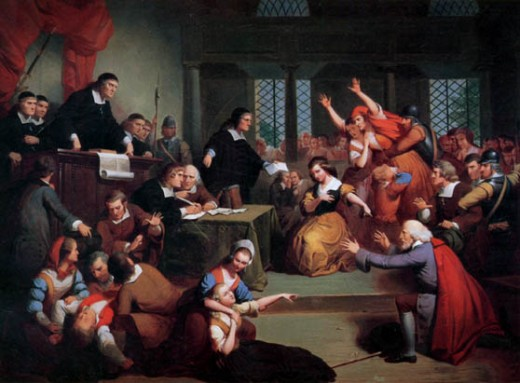 Corwin was a judge in the Salem Witch Trials who resigned after Bridget Bishop's execution.