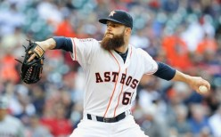 Cy Young winner Dallas Keuchel