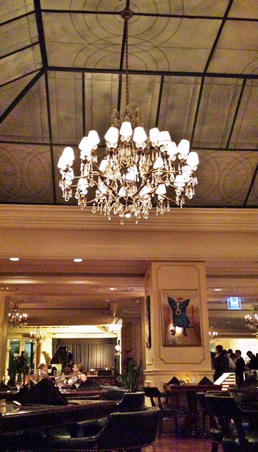 Davenport Lounge
