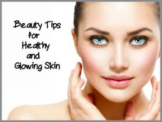 Use skin care tips, homemade remedies and the right products for glowing skin.