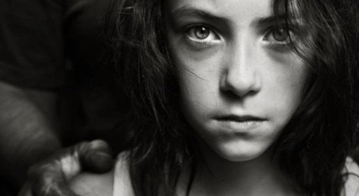 50% of trafficked victims are children