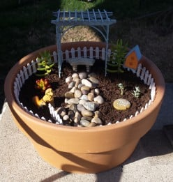 How To Fairy Garden