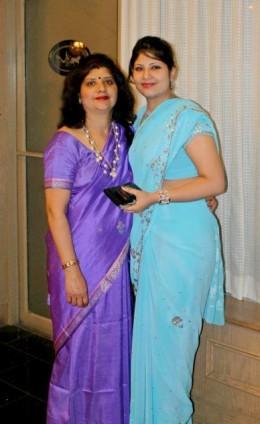 Surabhi and Mom
