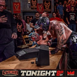 Lucha Underground Review: Life After Death