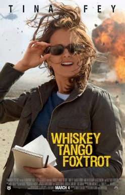 Whiskey Tango Foxtrot is a different kind of Tina Fey movie