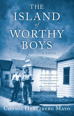 Book Review: The Island for Worthy Boys by Connie Hertzberg Mayo
