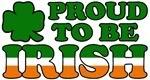 St Patrick's Day symbol.