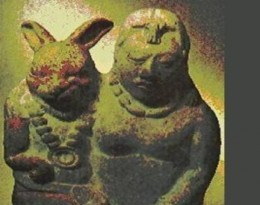 Easter - goddess of fertility Rabbit - symbol of fertility