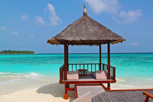 Be able to book that tropical vacation package through Chase Ultimate Rewards Website.