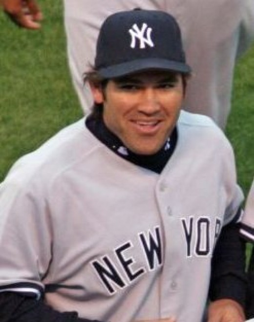 (Johnny Damon)