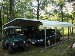Affordable and Durable Metal Carports for Sale