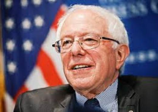 Sanders as Vice President