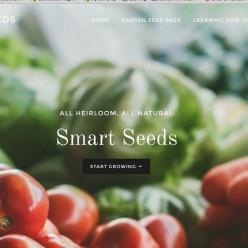 Affordable 100% heirlooms seeds