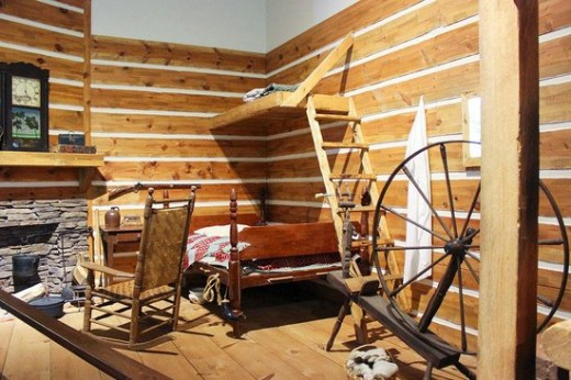 Bartow History Museum - Early settler''s home